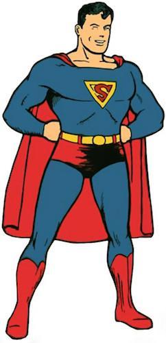 super heros imaginaire