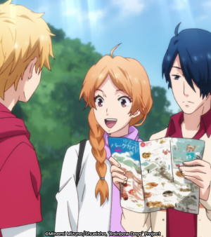 Rainbow Days va avoir un spin-off !!