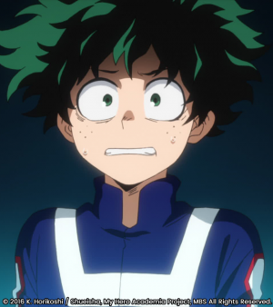 My Hero Academia passe le bac philo