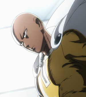 5 choses que j'ai apprises en regardant One Punch Man !