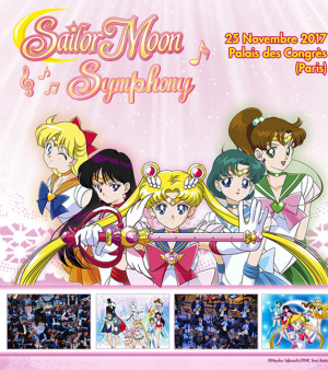 Sailor Moon Symphony !