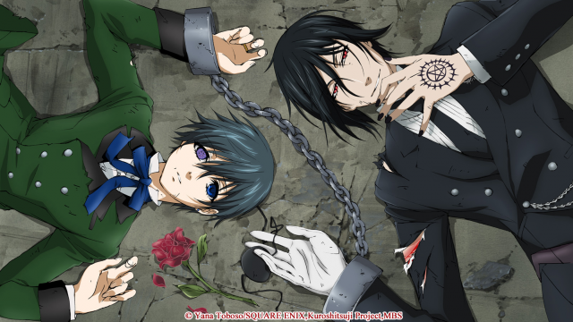 Black Butler : bienvenue en enfer !