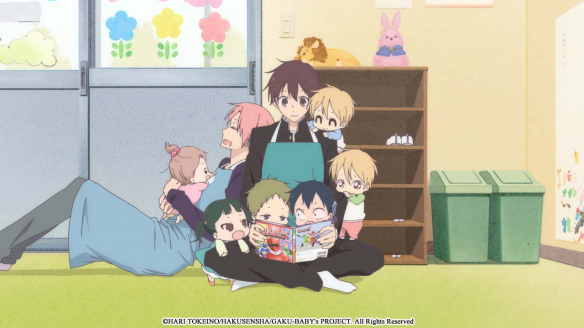 Review : School Babysitters épisodes 1 à 4