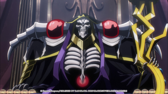 Review : Overlord 2 épisodes 1 à 4