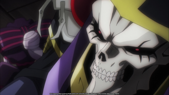 Review : Overlord 2 épisodes 5 à 8