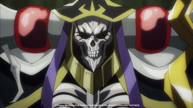 Review : Overlord 2 épisodes 9 à 13