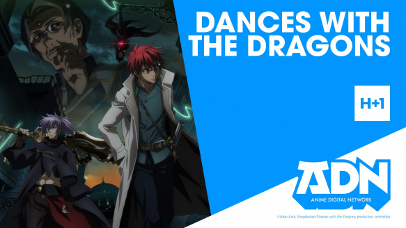 La série Dances with the Dragons arrive sur ADN !