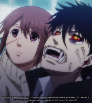 Devils' Line : l'OAD disponible !
