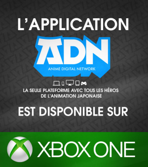 Envie de regarder ADN sur XBOX One ?