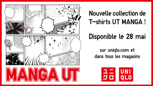 UNIQLO sortira sa nouvelle collection le 28 mai !