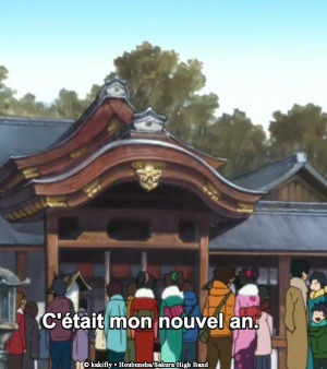 Le Nouvel An au Japon ?!
