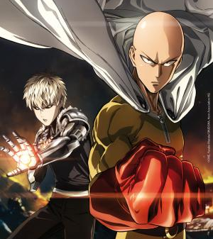 ONE PUNCH MAN SAISON 2 !!!!