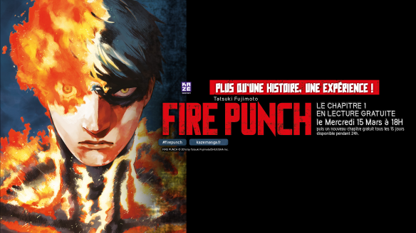 Fire Punch Gratuit !