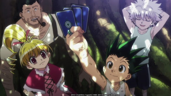 Concours Hunter x Hunter