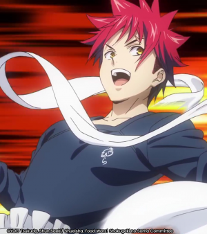Food Wars Saison 4 !