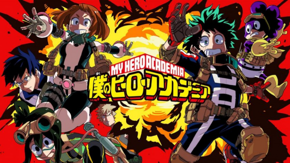 MHA : One's Justice !