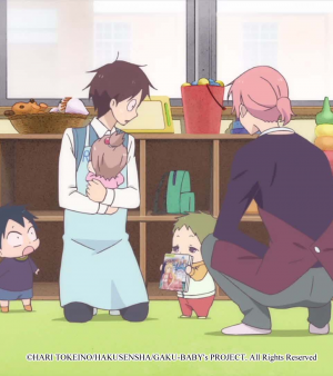Review : School Babysitters épisodes 5 à 8