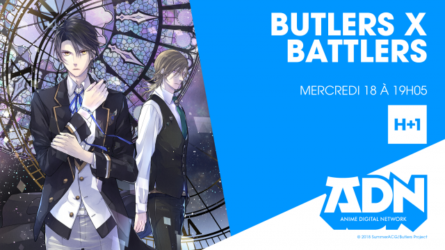 Butlers X Battlers est servi à la table ADN !