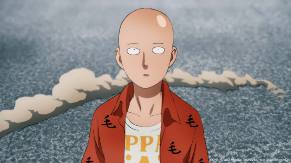 One Punch Man Saison 2 en avril sur ADN !