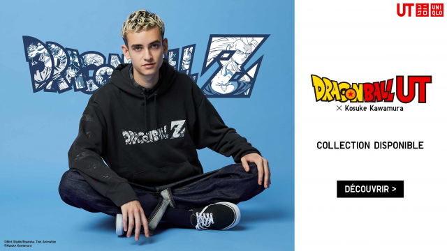 UT DRAGON BALL : La collection UNIQLO à ne pas manquer !